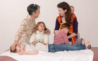 British Magazine Autism Eye Publishes Article on QST Massage